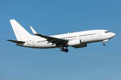 4L-TGO Georgian Airways Boeing 737-7CT (buchroeder.paul) Tags: eham ams amsterdam schiphol the netherlands europe final 4ltgo georgian airways boeing 7377ct