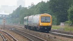 Return to Depot (The Walsall Spotter) Tags: class170 turbostar 170501 westmidlandsrailway class153 sprinter dmu 153366 emptycoachingstock tyseleylmd smallheath railway station networkrail britishrailways