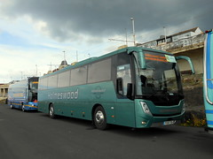 PO18 FDA, MAN MOBIpeople Explorer (miledorcha) Tags: man rr8 19290 mobipeople explorer 330 holmeswood coaches coach budget entry level po18fda group psv pcv uk rally coachrally 2018 blackpool promenade bus school transport high capacity