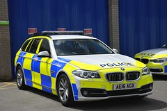 AE16 AGX (S11 AUN) Tags: bedfordshire hertfordshire cambridgeshire police bch cambs constabulary bmw 530d 5series xdrive estate touring osu operational support unit anpr traffic car rpu roads policing 999 emergency vehicle bchroadspolicing ae16agx