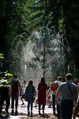 St. Petersburg (stefan_fotos) Tags: europa gegenlicht hf landschaft licht park peterhof russland stpetersburg urlaub russia europe russian federation palace garden fountain