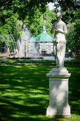St. Petersburg (stefan_fotos) Tags: dof europa fototechnik hf landschaft park peterhof russland stpetersburg urlaub hq russia europe russian federation palace garden fountain