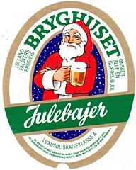 Denmark - A/S Lolland Falsters Bryghus (Nykobing) (cigpack.at) Tags: lollandfalstersbryghus nykobing denmark dänemark julebajer bier beer brauerei brewery label etikett bierflasche bieretikett flaschenetikett