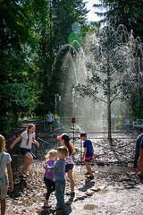 St. Petersburg (stefan_fotos) Tags: europa gegenlicht hf landschaft licht park peterhof russland stpetersburg urlaub hq russia europe russian federation palace garden fountain