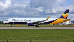 G-TCVC (AnDyMHoLdEn) Tags: thomascook a321 egcc airport manchester manchesterairport 23l