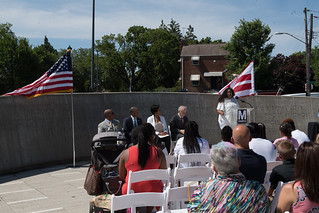 June 22, 2019 MMB Delivered Remarks at the 10th Anniversary WMATA Memorial Ceremony for 2009 Red Line Accident.