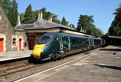 800016 Great Malvern (CD Sansome) Tags: trains train malvern station cotswold line gwr first great western railway iet iep intercity express 800 800016
