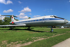 CCCP-65743 Former Aeroflot Tupolev Tu-134A at the State Aviation Museum of Ukraine Kiev on 26 May 2019 (Zone 49 Photography) Tags: aircraft airliner aeroplane may 2019 kiev kyiv ukraine boryspil international iev ukkk zhuliany state aviation museum aeroflot tupolev tu134 134 tu134a cccp65743