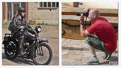 ...wie der Vater,so der Sohn (1) (peterphot) Tags: rallye oldtimer motorrad klosterbuch sachsen leica juni19