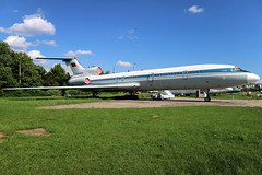 CCCP-85020 Former Aeroflot Tupolev Tu-154 at the State Aviation Museum of Ukraine Kiev on 26 May 2019 (Zone 49 Photography) Tags: aircraft airliner aeroplane may 2019 kiev kyiv ukraine boryspil international iev ukkk zhuliany state aviation museum aeroflot tupolev tu154 154 cccp85020