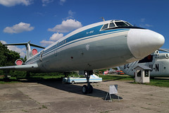 CCCP-85020 Former Aeroflot Tupolev Tu-154 at the State Aviation Museum of Ukraine Kiev on 26 May 2019 (Zone 49 Photography) Tags: aircraft airliner aeroplane may 2019 kiev kyiv ukraine boryspil international iev ukkk zhuliany state aviation museum aeroflot tupolev tu154 154 cccp85020