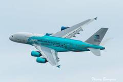 "[LBG] HiFly Malta ""Save the Coral Reefs Livery"" Airbus A380-841 _ 9H-MIP (thibou1) Tags: savethecoralreefslivery thierrybourgain spotting aircraft airplane nikon d810 tamron sigma hiflymalta airbus airbusa380 a380 a380800 a380841 9hmip mirpurifoundation hifly akzonobel lbg lfpb lebourget meeting siae2019 parislebourgetairshow"