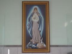 DSC09282 Imagem Nossa Senhora Da Santíssima Trindade Em Igreja Em Mosteiro Santíssima Trindade Em Monte Sião MG (Marcos Adriani Pratta) Tags: sony dschx100v hx100v iso100 montesião montesiãomg brasil cidadesbrasileiras