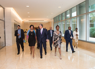 June 19, 2019 MMB Kicks Off 2019 Mayor Marion S. Barry Summer Youth Employment Program, Announces Partnership with Office of Comptroller