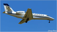 (Sir George R. F. Edwards) Tags: avgeek plane planelover planespotter planespotting aviation aviationspotter aviationspotting airport canon 7dmarkii psa lirp private cessna 680 citation sovereign business jet bizjet