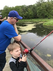 """Paul Fishing with Grandpa Miller • <a style=""""font-size:0.8em;"""" href=""""http://www.flickr.com/photos/109120354@N07/48122971581/"""" target=""""_blank"""">View on Flickr</a>"""