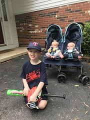 """Paul First T-Ball Game of the Summer • <a style=""""font-size:0.8em;"""" href=""""http://www.flickr.com/photos/109120354@N07/48123005866/"""" target=""""_blank"""">View on Flickr</a>"""