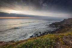 Atlantic view (andy.muir12) Tags: waves sun clouds seascape azenhasdomar portugal