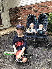 """Paul First T-Ball Game of the Summer • <a style=""""font-size:0.8em;"""" href=""""http://www.flickr.com/photos/109120354@N07/48123034983/"""" target=""""_blank"""">View on Flickr</a>"""