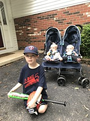 """Paul First T-Ball Game of the Summer • <a style=""""font-size:0.8em;"""" href=""""http://www.flickr.com/photos/109120354@N07/48123037213/"""" target=""""_blank"""">View on Flickr</a>"""