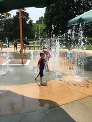 "Loose Park Splash Pad • <a style=""font-size:0.8em;"" href=""http://www.flickr.com/photos/109120354@N07/48123052266/"" target=""_blank"">View on Flickr</a>"