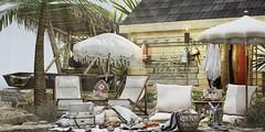 Sunshine Surf Shop (IgorAlmeida BlackBart) Tags: cosmopolitan summerfest granola chezmoi dustbunny merak kustom9 ariskea dadvirtualliving summerfest19 moi chez