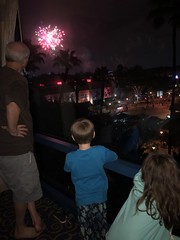 "Inde and Paul Watch Fireworks at Disney • <a style=""font-size:0.8em;"" href=""http://www.flickr.com/photos/109120354@N07/48123115062/"" target=""_blank"">View on Flickr</a>"