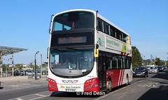 Bus Eireann VWD22 (151D19010). (Fred Dean Jnr) Tags: merchantsquaywaterford waterford june2019 eclipse volvo d wright buseireann gemini3 b5tl buseireannroute360 vwd22 151d19010