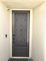 """Custom Security Screen Door • <a style=""""font-size:0.8em;"""" href=""""http://www.flickr.com/photos/113341785@N07/48123336918/"""" target=""""_blank"""">View on Flickr</a>"""