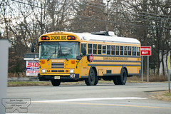 DVRHSD 937 (FZEPArgon) Tags: delawarevalley dvrhsd delvalregional delval bluebird tc2000 bluebirdtc2000 blue bird typed transport transitbus schoolbus bus frontengined yellow yellowbus 2004 newjersey nj