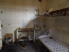 Brushy Mountain State Penitentiary 2019 - Petros, TN (25) (FAPD - FAProDuctions PhotoGraphy - JHM Memorabilia) Tags: history histroic tennessee mountain state brushy haunted scary paranormal penitentiary prison cell block criminal spooky jail