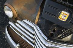 You get 1 Shot in life (GmanViz) Tags: gmanviz color car automobile vehicle detail sonya6000 1947 1948 chevrolet custom grille bumper headlight chrome decal oneshot enamel