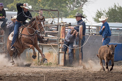 Vulcan Rodeo 2018 (tallhuskymike) Tags: vulcan alberta rodeo horse horses cowboy cowgirl action event outdoors western 2018 sidhartung