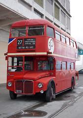 AEC Routemaster RM1887 (aviation777) Tags: aec routemaster rm1887 museum bus buss london transport transportation public trondheim norway old classic double decker dobbeltdekkerbuss
