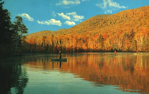 Lake Equinox, Manchester, Vermont