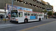 171226_25_Muni8129fishwharfsf (AgentADQ) Tags: san francisco california fishermans wharf muni 8129 transit bus trolleybus