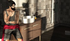 #My Style @http://pixelphots.blogspot.com.br (gutolarix) Tags: men male guys burley navajo flow catwa mesh 3d fashion events sl second kaostatoo dubaievent