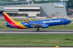 DAL (zfwaviation) Tags: kdal dal dallas love field swa airport airplane planes