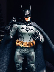 1639-175 Ascending (misterperturbed) Tags: ascendingknight batman mezco mezcoone12collective one12collective dccomics