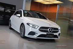 A-Class_0002 (chujy) Tags: 20190622 mb bclass 聯立 賓士 benz aclass