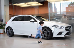 A-Class_0016 (chujy) Tags: 20190622 mb bclass 聯立 賓士 benz aclass