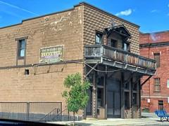 Kellogg, Idaho. McKinley Inn Hotel (Curtis Cronn) Tags: kellogg idaho mckinleyinn hotel old wood