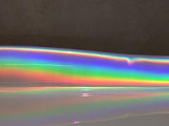mirari (Richard D. Price) Tags: color formless reflection aurora intense spectrum rainbow prism continuum colors colours colour mirari mirage amaze amazement wonder wonderful awe awesome