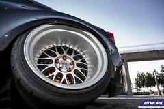 MANZ FACTORY Toyota 86 on WORK Meister M1 (WORK Wheels Japan) Tags: work workwheels wheels manz manzfactory toyota 86 meister m1 meisterm1