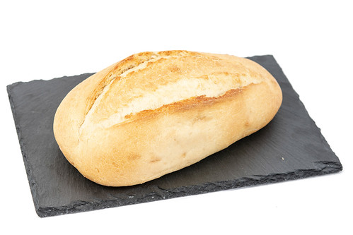 White Bread on the Stone Tray