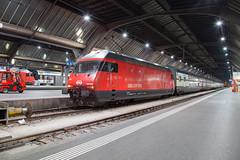 SBB Re 460 084 Zurich Hbf (daveymills37886) Tags: sbb re 460 084 zurich hbf baureihe