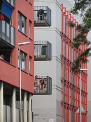 Balkon (Merodema) Tags: stad city soleil zon ëigen plekjegebouwenbuildingslookoutprivate space