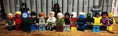 The Squad No One Cares About (Lord Allo) Tags: lego dc suicide squad deadshot sgt rock killer frost bulldozer modem havana