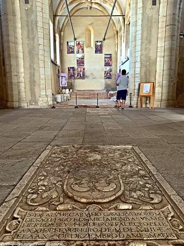Igreja de São Tiago - Palmela - Portugal 🇵🇹