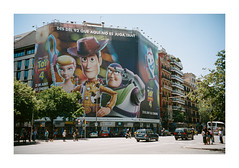 FILM - Toy Story 4 (fishyfish_arcade) Tags: 35mm analogphotography barcelona canonsureshotz135 filmphotography filmisnotdead istillshootfilm kodak portra400 analogcamera compact film